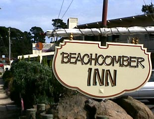 Beachcomber Inn Adjacent to Asilomar State Beach and Spanish Bay